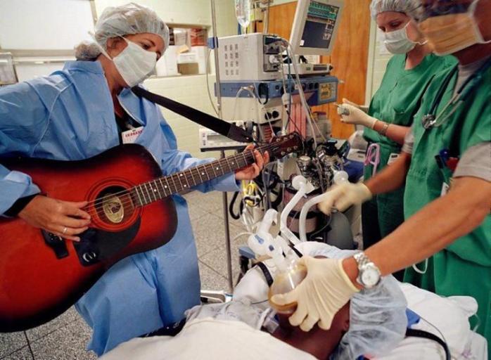 MT anestesia general